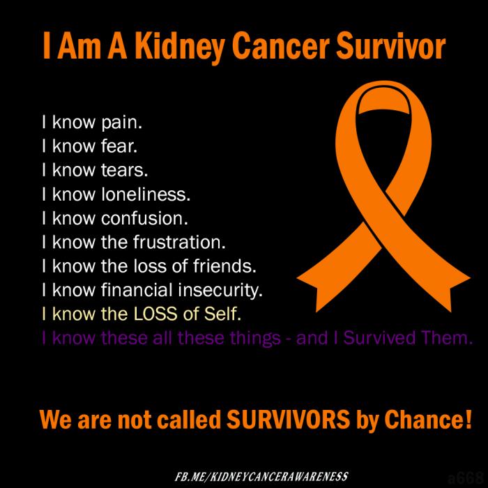 Kidney Cancer Cushieblogger